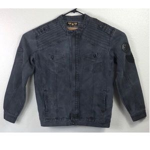 Ring of Fire   Grunge Jacket